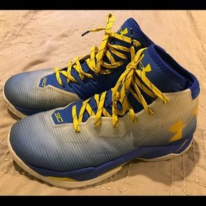 outlet store e1681 7e995 Men Under Armour Curry One on Poshmark